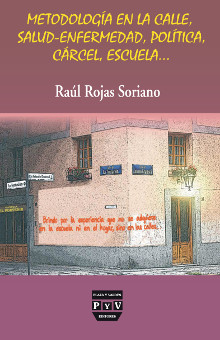 portada libro Metodología en la calle raúl rojas soriano