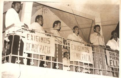 Movimiento Morelos, 1975